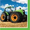 TRACTOR TIME LUNCH NAPKIN PARTY SUPPLIES