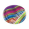 SERAPE OVAL PLATTERS (96/CS) PARTY SUPPLIES