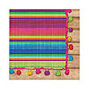 SERAPE LUNCH NAPKIN (192/CS) PARTY SUPPLIES