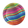 SERAPE DESSERT PLATE (96/CS) PARTY SUPPLIES