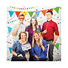 BANNERS PHOTO BACKDROP (6/CS) PARTY SUPPLIES