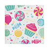 CANDY BOUQUET BEVERAGE NAPKIN PARTY SUPPLIES