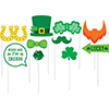 ST PATS PHOTO PROPS FUN PARTY SUPPLIES
