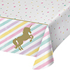UNICORN SPARKLE TABLECOVER PARTY SUPPLIES