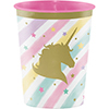 UNICORN SPARKLE SOUVENIR 16 OZ CUP PARTY SUPPLIES