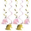 UNICORN SPARKLE DIZZY DANGLERS PARTY SUPPLIES