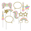 UNICORN SPARKLE PHOTO BOOTH PROP PARTY SUPPLIES