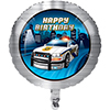 POLICE PARTY FOIL BALLOON PARTY SUPPLIES