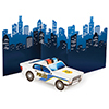 POLICE PARTY 3D CENTERPIECE PARTY SUPPLIES