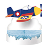 LIL FLYER AIRPLANE CENTERPIECE PARTY SUPPLIES