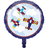 LIL FLYER AIRPLANE FOIL BALLOON PARTY SUPPLIES