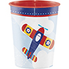 LIL FLYER AIRPLANE SOUVENIR CUP PARTY SUPPLIES
