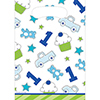 DISCONTINUED DOODLE 1ST BOY LOOT BAG PARTY SUPPLIES