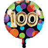 100TH BALLOON BIRTHDAY