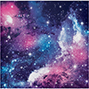 GALAXY PARTY BEVERAGE NAPKIN PARTY SUPPLIES