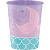 MERMAID SHINE SOUVENIR CUP PARTY SUPPLIES