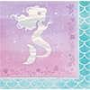 MERMAID SHINE LUNCHEON NAPKIN PARTY SUPPLIES