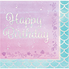 MERMAID SHINE LUNCHEON NAPKIN BIRTHDAY PARTY SUPPLIES