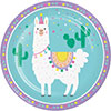 LLAMA PARTY DINNER PLATE PARTY SUPPLIES