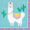 LLAMA PARTY LUNCHEON NAPKIN PARTY SUPPLIES