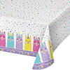 LLAMA PARTY TABLECOVER PARTY SUPPLIES