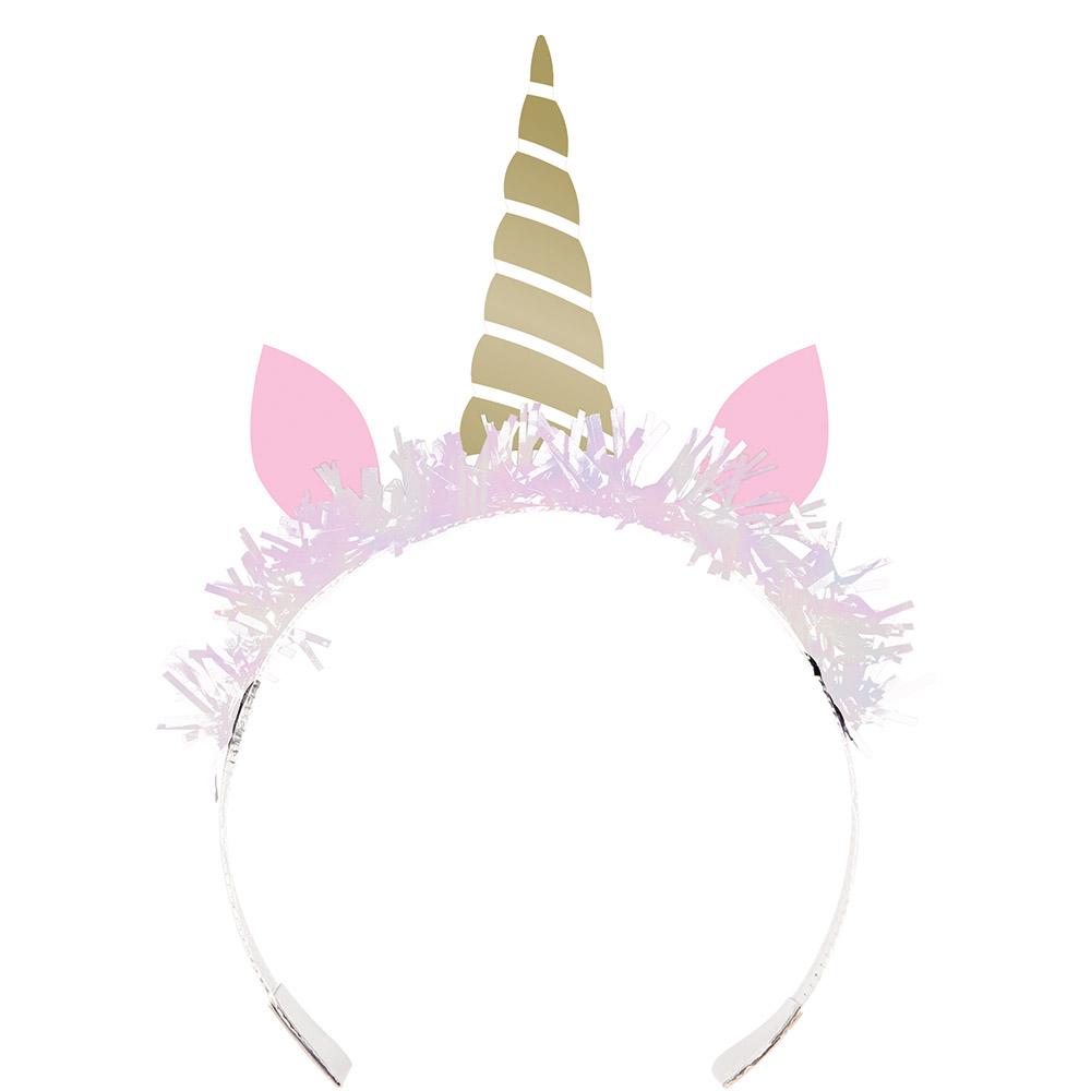 UNICORN SPARKLE TIARA PARTY SUPPLIES