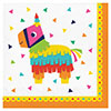 FIESTA FUN LUNCH NAPKIN (192/CS) PARTY SUPPLIES