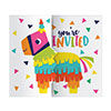 FIESTA FUN INVITES (48/CS) PARTY SUPPLIES