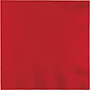 DISCONTINUED RED LUNCHEON NAPKIN 150CT PARTY SUPPLIES