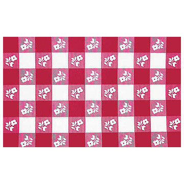 Click for larger picture of RED GINGHAM 60