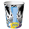 DISCONTINUED ZOU HOT-COLD CUPS PARTY SUPPLIES
