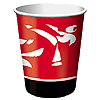 BLACK BELT KARATE BDAY HOT/COLD CUP PARTY SUPPLIES