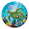 OCEAN PARTY DESSERT PLATE PARTY SUPPLIES