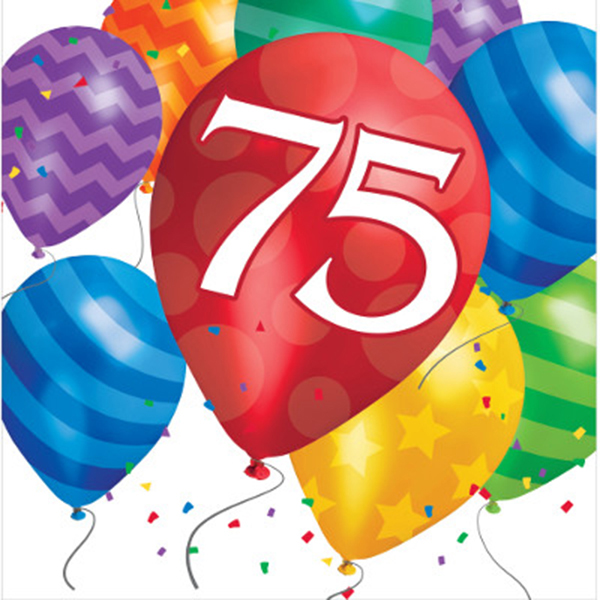 75th birthday party supplies 75th birthday party ideas 1940 party