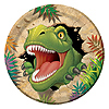 DINO BLAST DINNER PLATE PARTY SUPPLIES