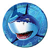 SHARK SPLASH DINNER PLATE PARTY SUPPLIES