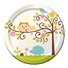 HAPPI TREE DINNER PLATE PARTY SUPPLIES
