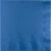 DISCONTINUED ROYAL BLUE LUNCH NAPKIN20CT PARTY SUPPLIES