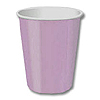 LAVENDER 9OZ HOT/COLD PAPER CUP (24 CT) PARTY SUPPLIES