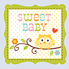 HAPPI TREE BEVERAGE NAPKIN SWEET BABY BO PARTY SUPPLIES