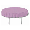 LAVENDER 82 IN. ROUND PAPER TABLECOVER PARTY SUPPLIES