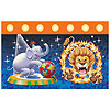 BIG TOP BIRTHDAY TABLECOVER PARTY SUPPLIES