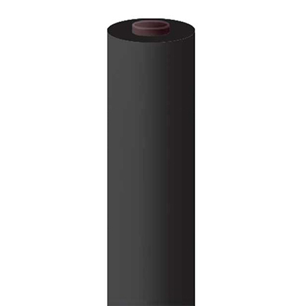 40 IN.X150 FT. BLACK TABLE ROLL COVER PARTY SUPPLIES