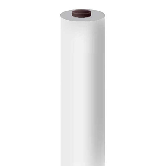40 IN.X150 FT. WHITE PLASTIC TABLE ROLL PARTY SUPPLIES
