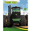 DISCONTINUED JOHN DEERE THANK YOU PARTY SUPPLIES