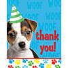 DISCONTINUED PAW-TY TIME! THANK YOU PARTY SUPPLIES