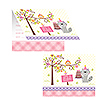 DISCONTINUED HAPPI WDLND GIRL INVITATION PARTY SUPPLIES