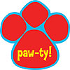 PAW-TY TIME! INVITATION PARTY SUPPLIES