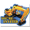 DISCONTINUED UNDER CONSTRUCTION INVITE PARTY SUPPLIES