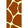 ANIMAL PRINT - GIRAFFE GUEST TOWEL PARTY SUPPLIES
